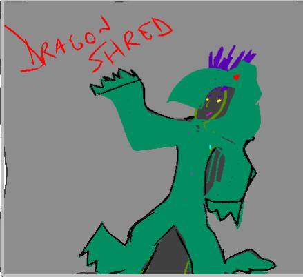DragonShred