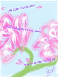 SpringWalkHaiku